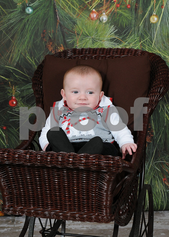 Baby Connor's 3 month portraits