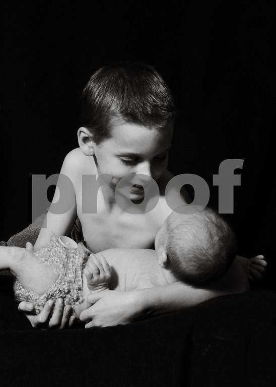 Baby Edward's Newborn Session