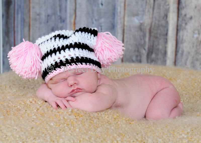 Baby Ryann Newborn Session