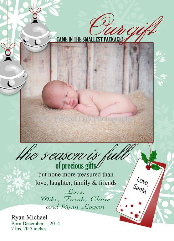 Baby Ryan's Newborn Session