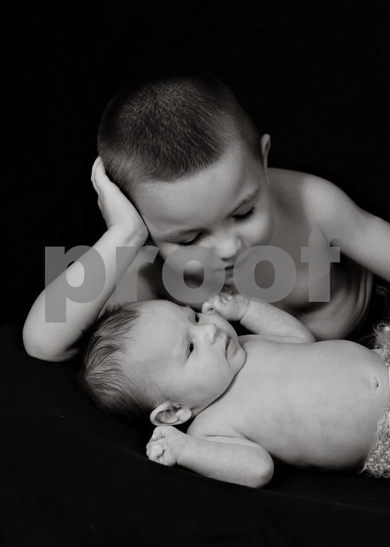 Baby Samuel - newborn sessions