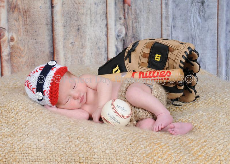 Bryce's Newborn Session
